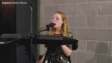 12-year-old Auburn girl uses her voice to fight back against bullying