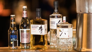 Revamp your cocktail cart with these unique Japanese craft cocktails