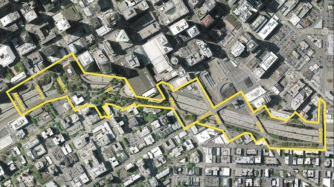 Lid I-5? Get rid of I-5? Varying perspectives on Seattle's aging freeway