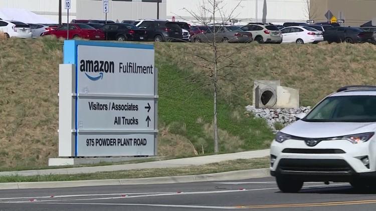 Amazon union vote count continues Friday