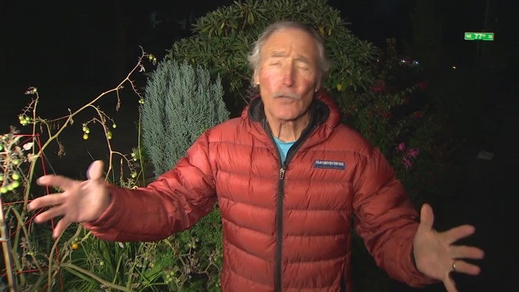 Gardening expert Ciscoe Morris gives tips to protect your plants from frost