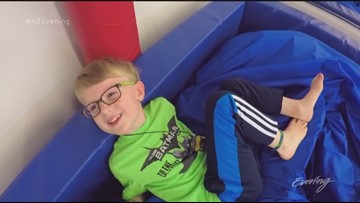 We Rock The Spectrum is a play gym in Bellevue, WA for kids with autism - KING 5 Evening