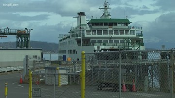 Funding cuts could sink Anacortes ferry