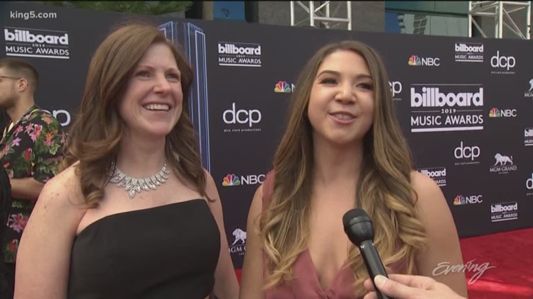 Congrats to Haley, winner of KING 5 Konnected's trip to the Billboard Music Awards - KING 5 Evening