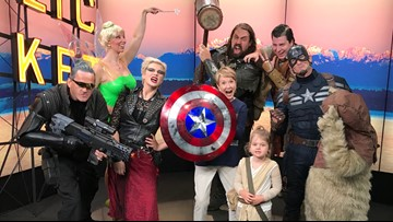 Cosplay with Renton City Comicon, South King County's answer to all things nerdy - New Day Northwest
