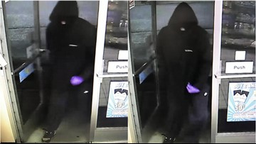 Do you recognize this voice? Pierce County deputies working to identify robbery, shooting suspect