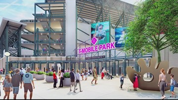 Mariners unveil plans for nearly $30 million in T-Mobile Park renovations