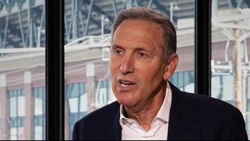 Howard Schultz calls worries about splitting the 2020 presidential vote a 'false narrative'