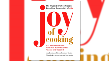 Discover the new joy of cooking