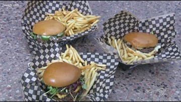 The burgers from Stacks are ground beef masterpieces - KING 5 Evening