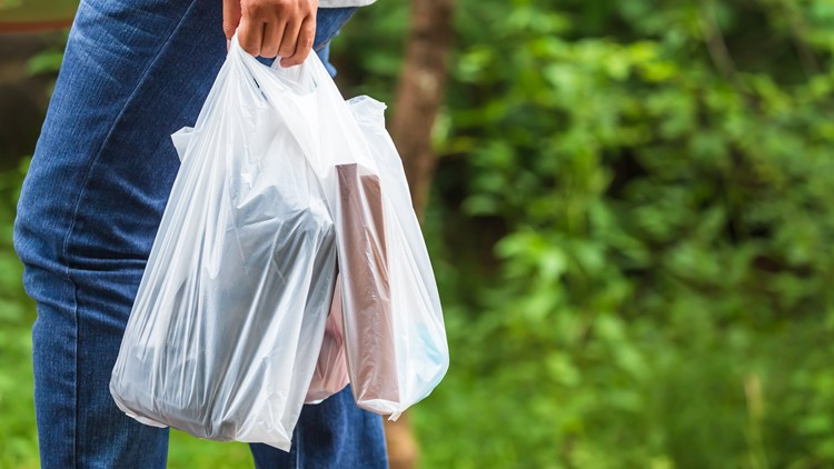 No, Washington's plastic bag ban does not go into effect Friday