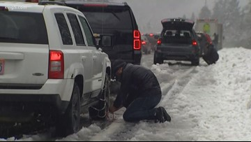 What if you get stranded? Here's what should be in your winter emergency kit