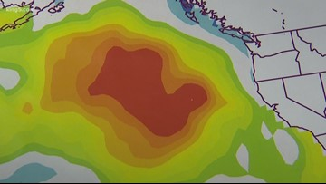 The Blob plays role in Washington's low snowpack