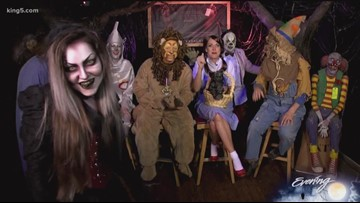 Wed 10/31, Georgetown Morgue, Full Episode KING 5 Evening