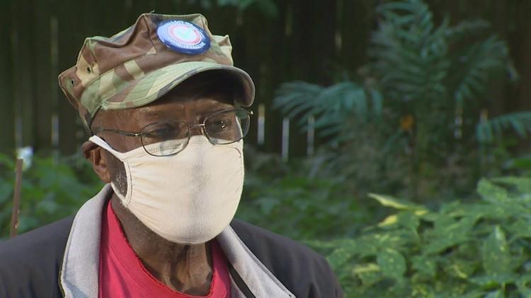 Coupeville veteran claims moving company broke, lost cherished belongings