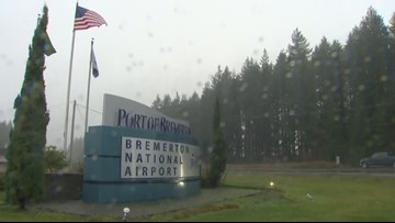 Bremerton being eyed as sight for new commercial airport