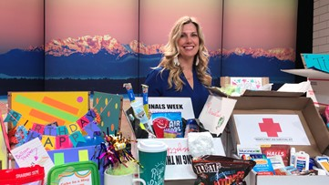 DIY care packages for the college student in your life