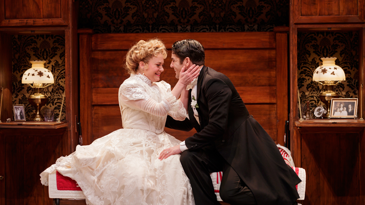 Follow the love of a lifetime in Village Theater's, 'I Do! I Do!'