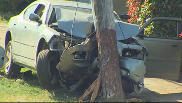 Driver arrested after series of collisions injures woman, 2 children in Magnolia