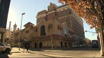Mystery marriage proposal is hidden in historic Spokane hotel