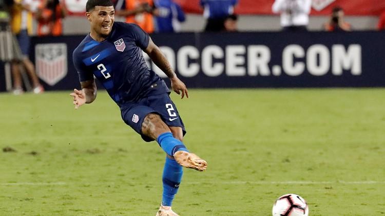 Yedlin returns to US roster for Switzerland friendly