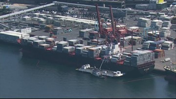 Port of Seattle makes move to add 4th cruise ship berth near Pioneer Square