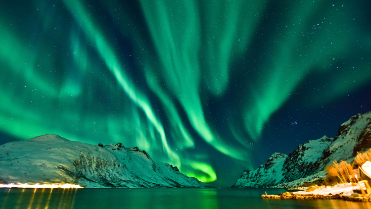 Don't miss out on this magical cruise to Norway to see the Northern Lights