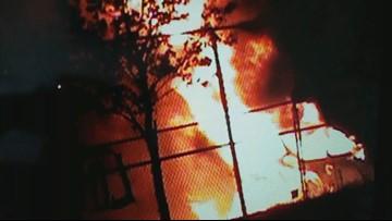 Surveillance video shows violent attack at Northwest Detention Center in Tacoma