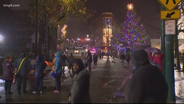 Weather doesn't put a damper on Tacoma's New Year's celebration