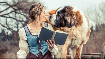 Fairy tales brought to life by Olympic Peninsula photographer