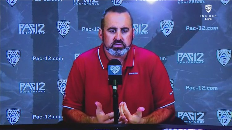 Former WSU football coach Nick Rolovich to sue after being fired over vaccine mandate