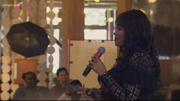 Prominent black women in Seattle speak on gender pay gap