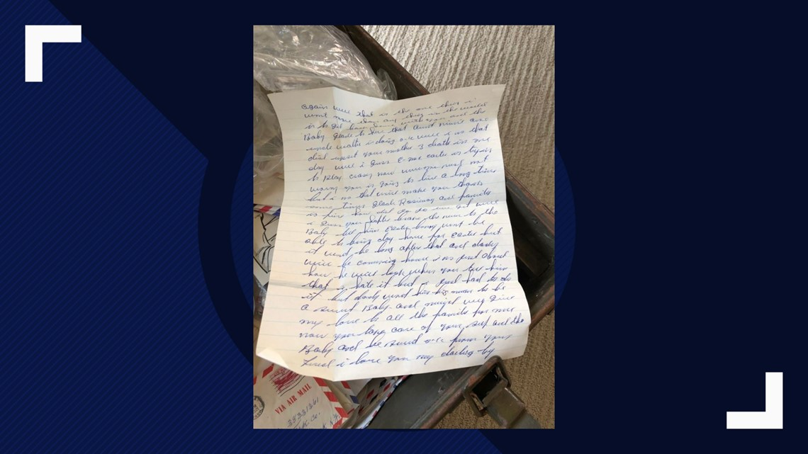 Seattle family looks to solve love letter mystery