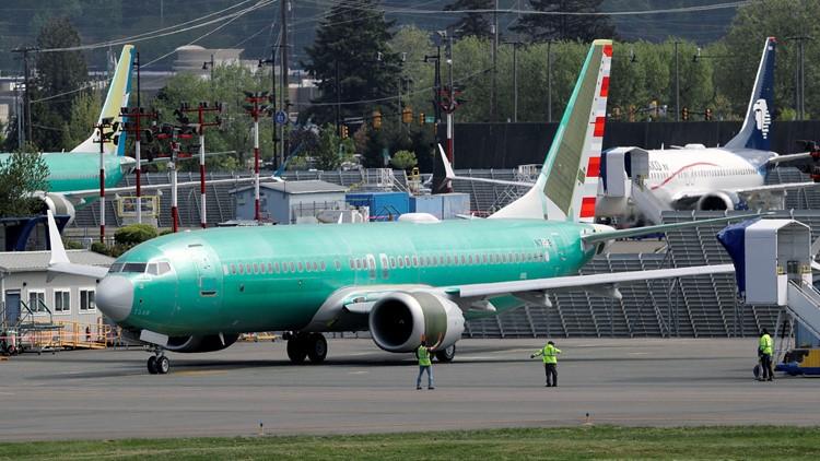 American Airlines delays return of Boeing 737 MAX until June