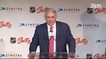 NHL Hall of Famer Ron Francis named GM of Seattle franchise