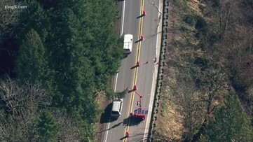 SR 203 to close this weekend to assess cause of cracking