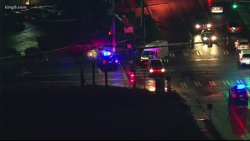 Armed suspect dies after Renton police shooting