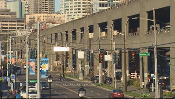 Seattle's Alaskan Way Viaduct coming down 30 years after earthquake warning