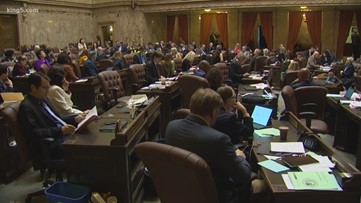 Legislative session ends in Olympia