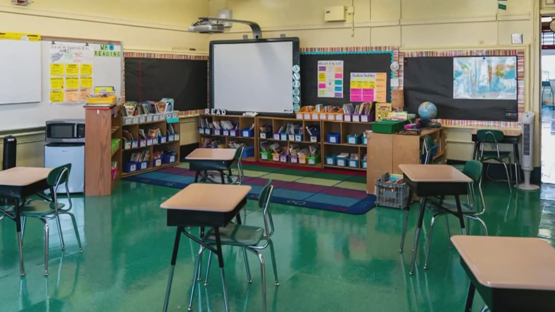 Benefit of kids returning to classrooms in Washington outweighs risk of virus, some experts say