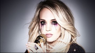 Carrie Underwood brings her Cry Pretty tour to the Tacoma Dome Saturday - What's Up This Week