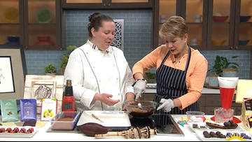 A lesson in chocolate from Mount Vernon's Master Chocolatier - New Day Northwest