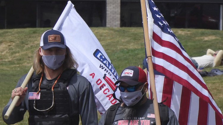 Carry The Load: 10th anniversay of honoring nation's heroes with march from Seattle to Dalls