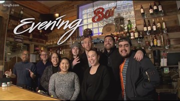 Mon 2/25, Stonehouse Cafe, Full Episode KING 5 Evening