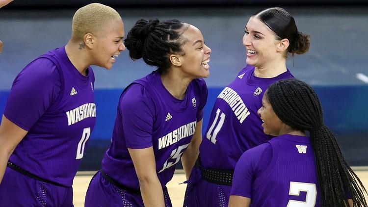 Washington women beat Colorado 68-54 in Pac-12 tourney