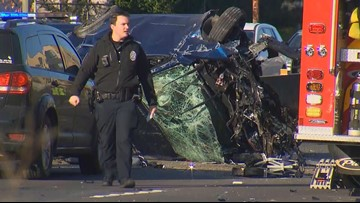 Driver in deadly Aurora Avenue crash charged with vehicular homicide