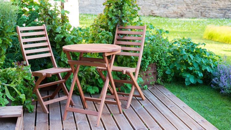 Shoppers turn to secondhand sources as patio furniture shortage drives up prices