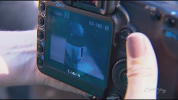 Cork and Click classes in Woodinville combine wine tasting and photography - KING 5 Evening