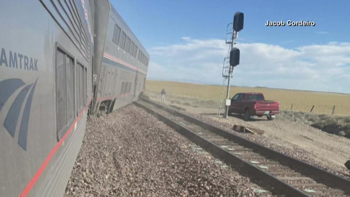 At least 3 dead after Amtrak train bound for Seattle derailed in Montana
