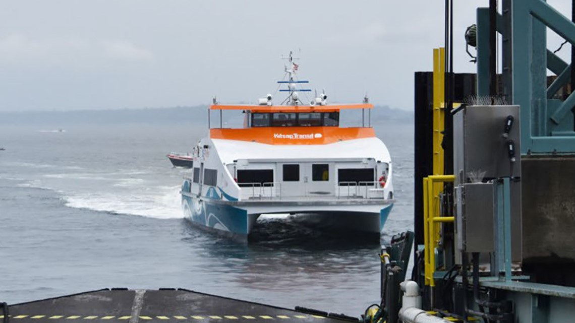 Southworth Fast Ferry to launch regular service Monday ...